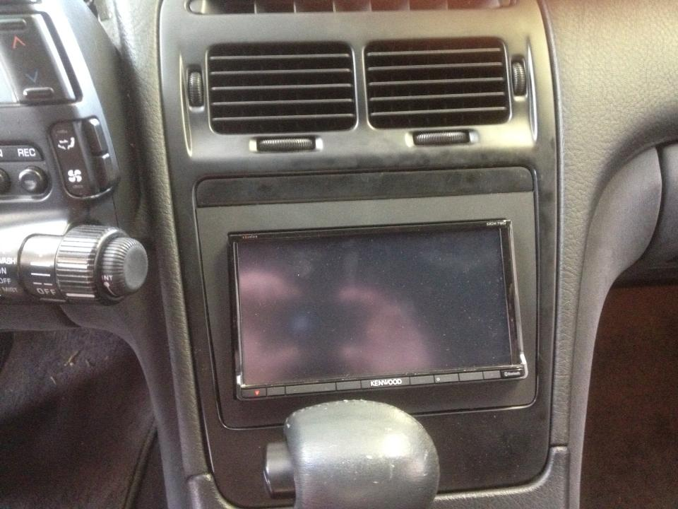 300Z Kenwood Double Din