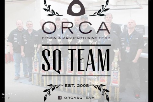 ORCA SQ TEAM (Focal, Mosconi, Illusion, Gladen Audio)