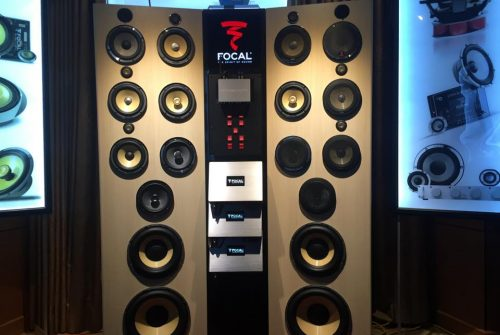 Focal New K2 Power line