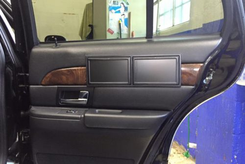 Grand Marquis Back Door TV's – II