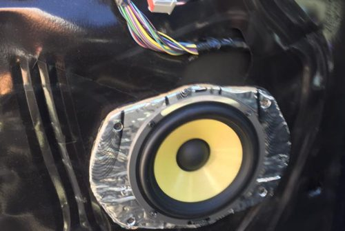 New K2 Power Woofers